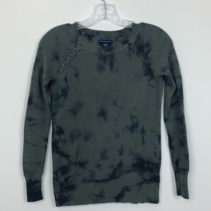 American Eagle Dyed Crewneck Sweater